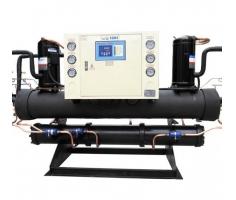 Lắp máy làm lạnh nước công nghiệp (Water chiller)