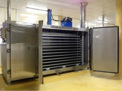 Tủ Đông Tiếp Xúc Freezer
