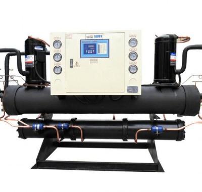 Máy làm lạnh nước - loại giải nhiệt nước
