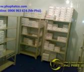 Lắp đặt kho lạnh bảo quản Vacxin